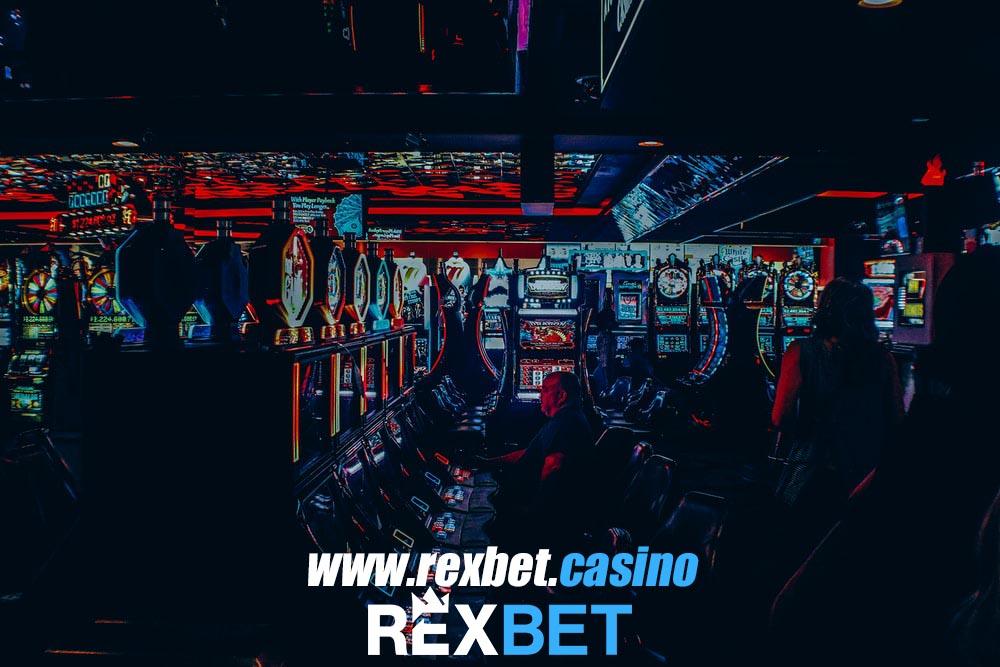 Rexbet Kayıt - Casino Oyunları